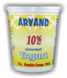10 % yogurt